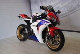 2010 HONDA CBR1000RR FIREBLADE, IMMACULATE CONDITION, £7,000 FLEXIBLE FINANCE