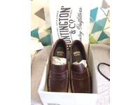 Brand NEW Huntington Deck Shoes