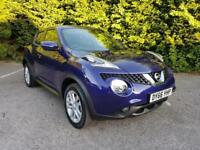 Nissan Juke 1.5dCi ( 110ps ) ( s/s ) ( Safety Shi N-Connecta 2016 66 Reg 5 dr