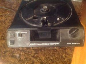 Kodak carousel 4600 slide projector