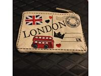 New Look London Coin Purse