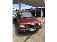 2003 DISCOVERY TD5 XS AUTOMATIC