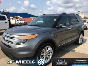 2014 Ford Explorer XLT  - Navigation - $220.47 B/W