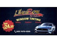 Professional Car Window tinting