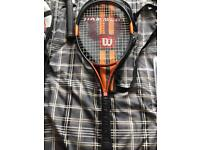 Wilson Hammer Jr 26 Tennis Racket