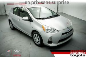 2013 Toyota Prius c Base * AUTO * AC * PACK ELECTR. *