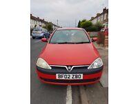 CHEAP CAR - 3 Door Vauxhall Corsa 1.2 SXI PETROL, 5 speed Manual,