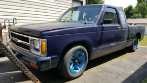 1983 GMC S15 - Chevrolet S10 truck ☆Going to Scrap by Sept 1☆
