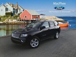 2016 Jeep Compass Sport  - Sunroof -  Leather Seats -  Bluetooth