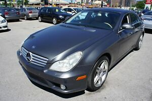 2007 Mercedes-Benz CLS-Class CLS550    AMG PACKAGE   SUNROOF   