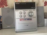 Panasonic small music system