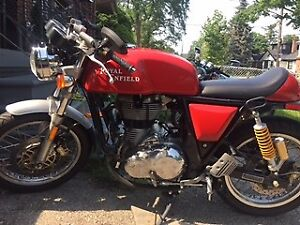 Royal Enfield Continental GT For Sale