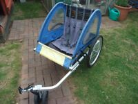CHILDS BICYCLE TRAILER