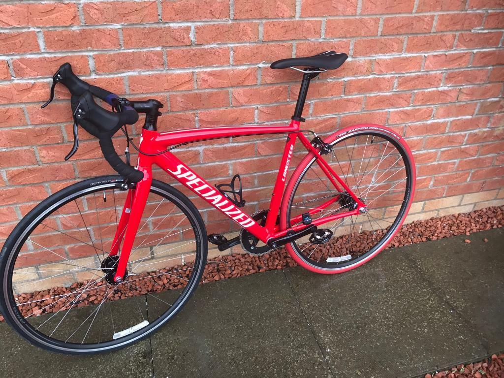 Specialized Langster Single Speed Fixie Bike 52cm Frame | in Stepps ...