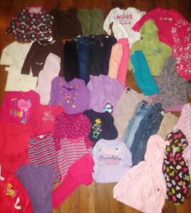 Girls clothing lot 18 months-24 months