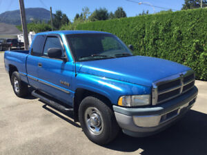 1998 Dodge Power Ram 2500 SLT Laramie Pickup Truck