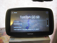TomTom Go 60...big screen, europe and UK maps