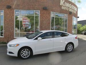 2014 Ford Fusion SE - $130 B/W for 72 mos.
