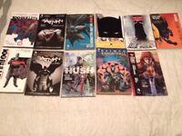 COMIC BOOK collection DC BATMAN/SUPERMAN/etc Collection Graphic Novels