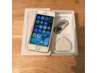 IPhone SE 16gb Rose Gold Unlocked...!!!