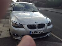 BMW 5 series Msport, low millage
