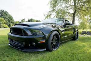 2014 Ford Shelby Mustang GT500 Super Snake