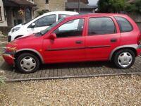 Vauxhall Corsa Breeze, 1.4 Automatic hatchback.