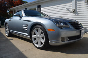Chrysler Crossfire Convertible Roadster