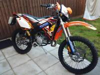 RIEJU MRX 50CC 2008 MODEL