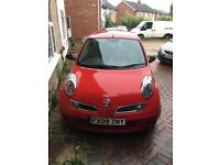 Nissan micra 1.2 2009 REDUCED PRICE