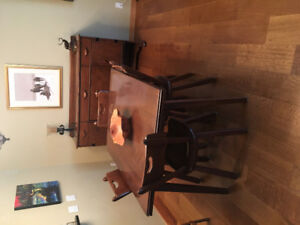 Vintage 1950 dining room set