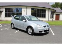 2008 Volkswagen Golf 1.9 Tdi Match only 82K FSH Full MOT Excellent Condition