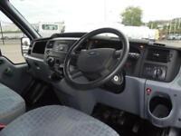Ford Transit High Roof Van Tdci 100Ps Euro 5 Utility / Mess van DIESEL (2014)