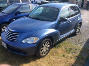 2007 Chrysler PT Cruiser Auto alloys January MVI 185 kms $2500.0