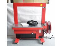 BRAND NEW FULLY AUTOMATIC STRAPPING MACHINE PACKAGING 3-PHASE rrp £1899