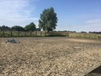 Used horse arena surface