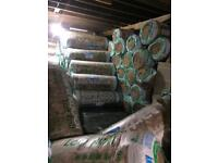 Earthwool loft instulation mixed sizes