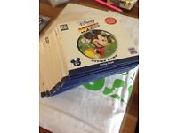 Disney classics, 24 computer game cds, free
