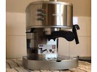 DeLonghi EC330S Multi Beverage Coffee Machine Stainless Steel RRP £150