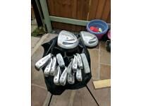 Dunlop Max Golf Clubs + Chipper