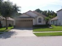 Stunning 4 Bedroom Villa, Kissimmee, Florida. Private Pool, 10 mins from Disney, WIFI