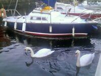 CAPRICE 19 - Sailboat