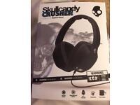 Headphones (£90) - (worn once) Skullcandy Crusher