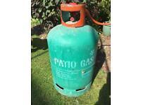 Calorie Gas bottle