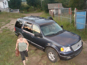 2005 Ford Expedition XLT SUV, Crossover