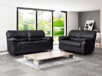 SOFA'S AT SALE PRICES**BRAND NEW LEATHER SOFA SETS**MATCHING ARM CHAIRS AND STOOLS ALSO IN STOCK
