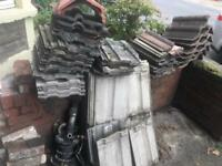 Roofing tiles for free
