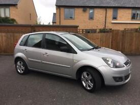 Ford Fiesta Zetec 2008, manual, great condition!!!