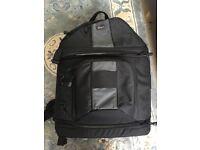 Lowpro cross body DSLR rucksack