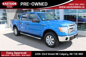 2013 Ford F-150 XLT 4X4 SIDE STEPS TONNEAU COVER ALLOYS 4 DOOR